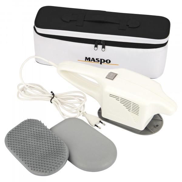 Maspo Vibramat de Luxe mit 2 Massageaufsätzen